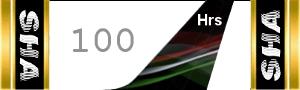 100 SHA Hours