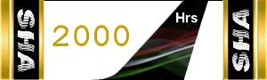 2000 SHA Hours