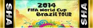 2014 FIFA World Cup Brazil Tour