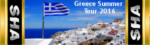 Greece Summer Tour 2016