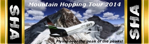 Mountain Hopping Tour 2014